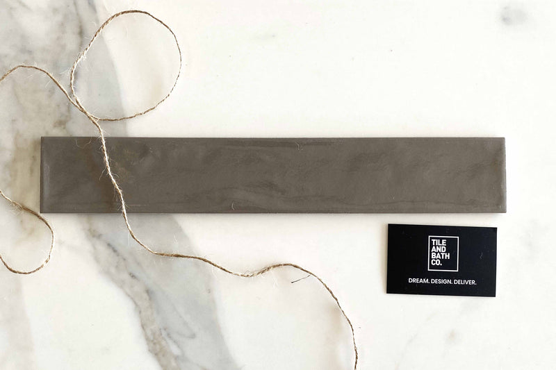 Pewter Russell Subway Tile