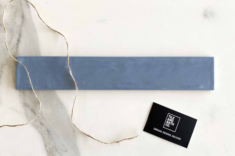 POWDER BLUE RUSSELL SUBWAY TILE