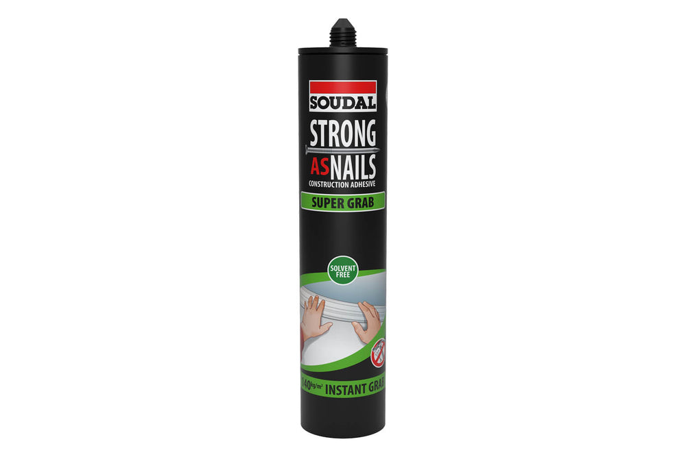Soudal Strong As Nails - Super Grab - Carton of 12