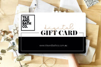 Tile and Bath Co Gift Card