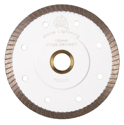 "White Lightning Series Cutting Wheel 105mm (4"")"