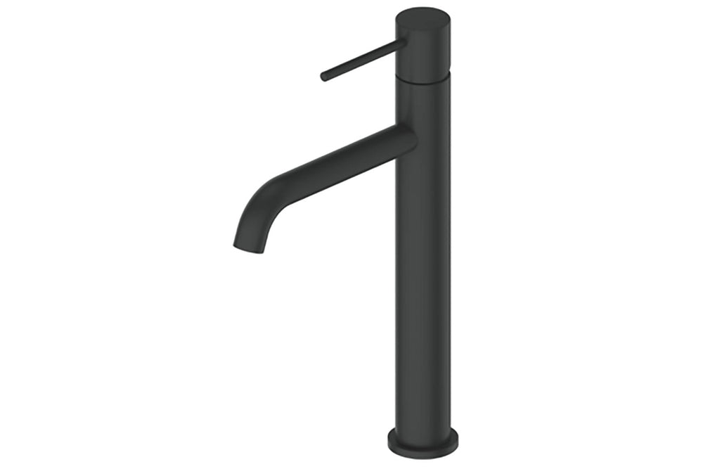 Matte Black Gisele Tower Basin Mixer