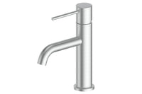 BRUSHED STAINLESS GISELE BASIN MIXER