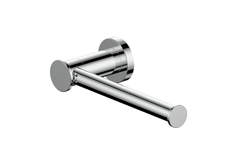 CHROME GISELE TOILET ROLL HOLDER