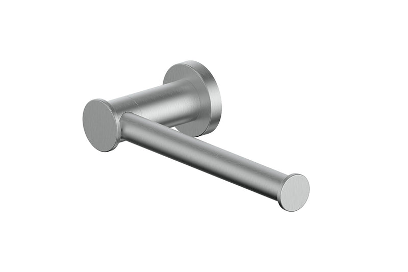 Brushed Stainless Gisele Toilet Roll Holder