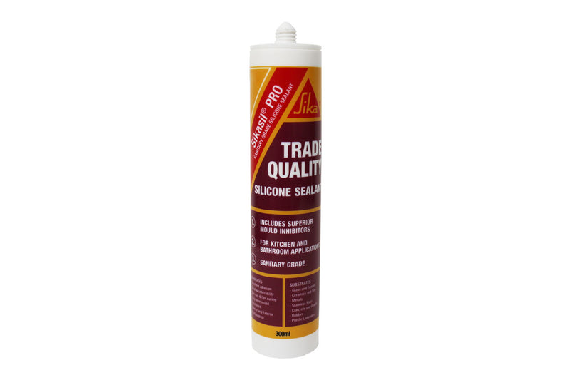Sikasil Pro 330ml Cartridge Transparent