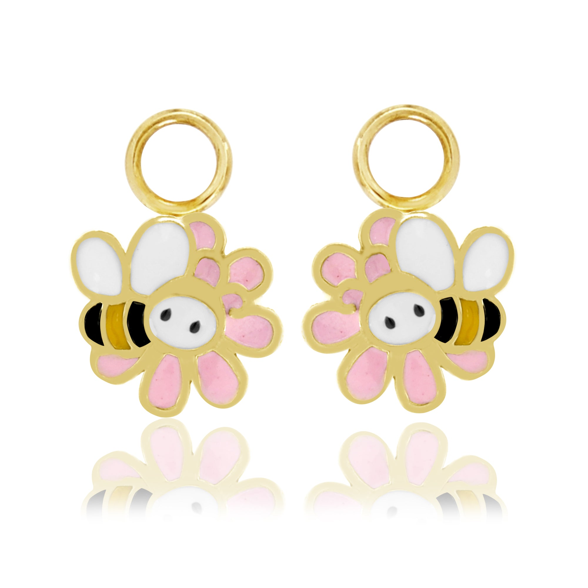 Busy Bee Charm