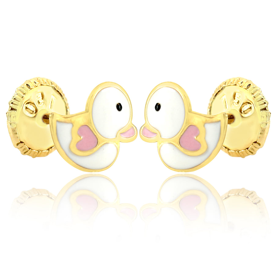 Duckie-Duck Earrings