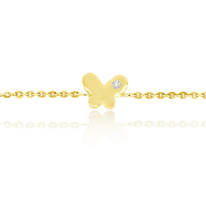 Flutter Your Wings Bracelet