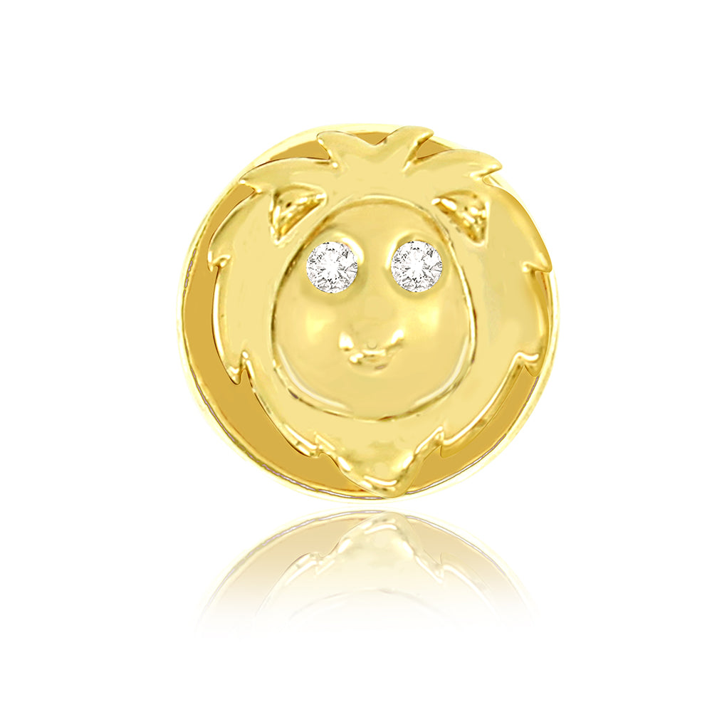 Leo the Lion Button Buttons