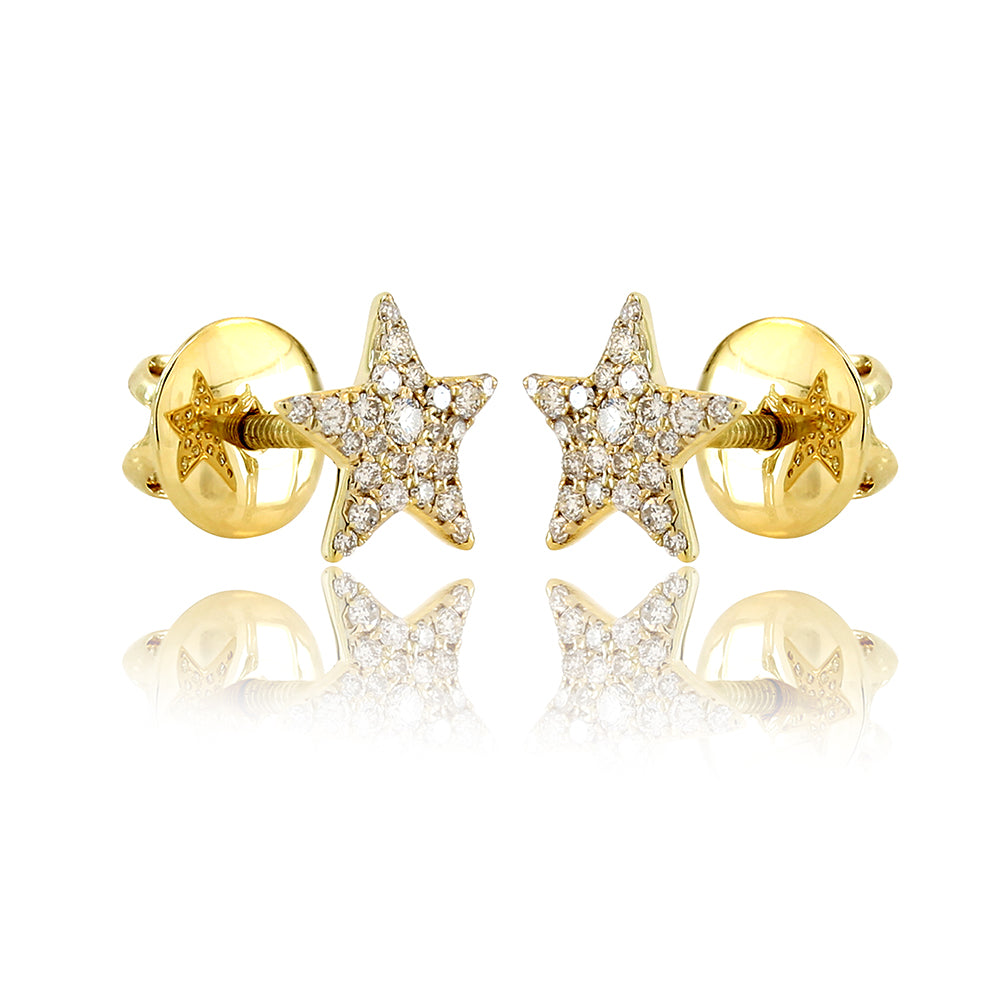 Stella Star Earrings