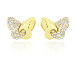 The Butterglow Earrings