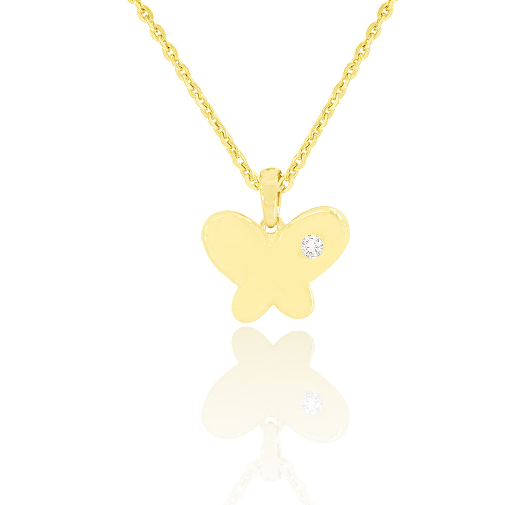 Flutter Your Wings Necklace