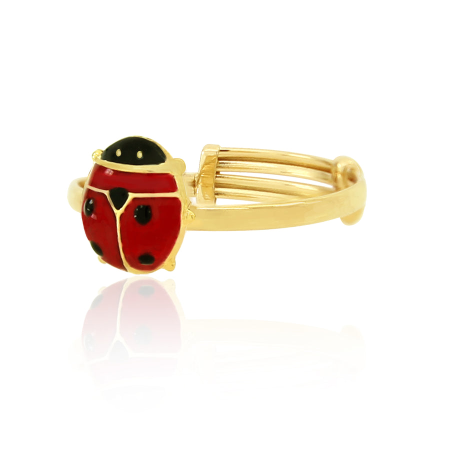 Lady Bug Boss Red Ring