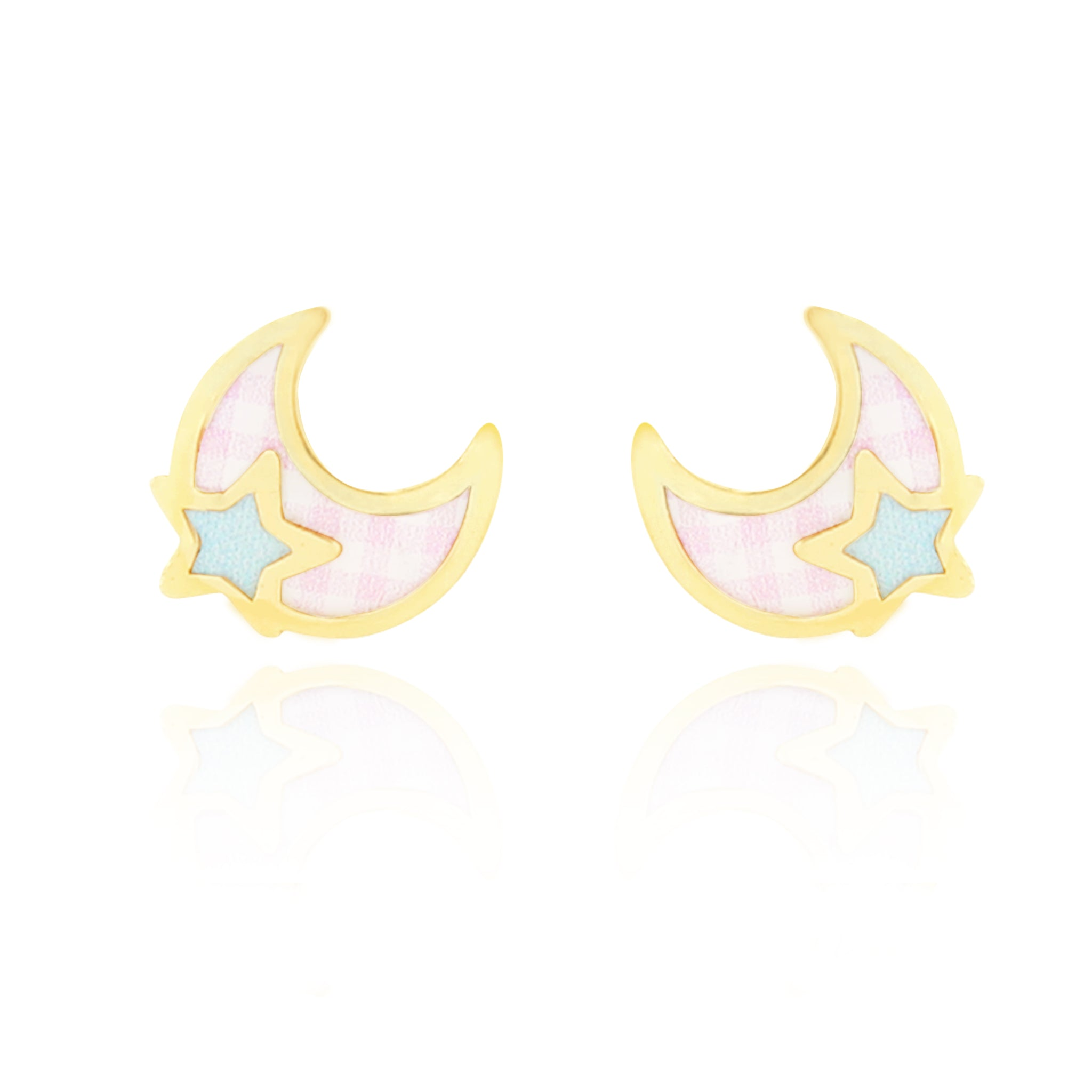 Honey And the Moon Earrings