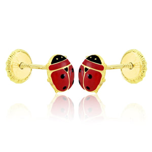 Lady Boss Bug - Red