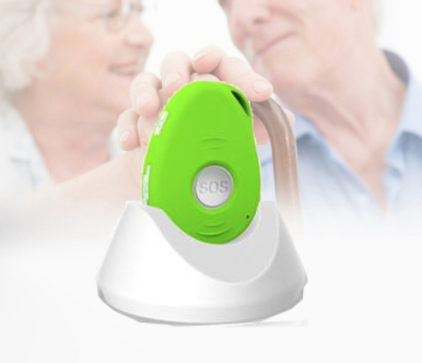 Elderly Fall Alarm with Emergency GPS Locator with SOS Call Function - Alert Alarms Australia