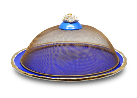 ROSE NET WITH BAMBOO PLATTER (BIG) - Vriksh of Life