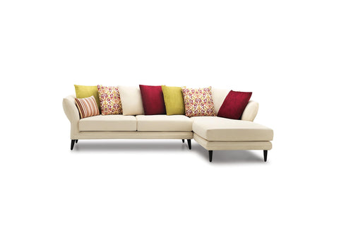 Florence Fantasy L Shaped Sofa - Vriksh of Life