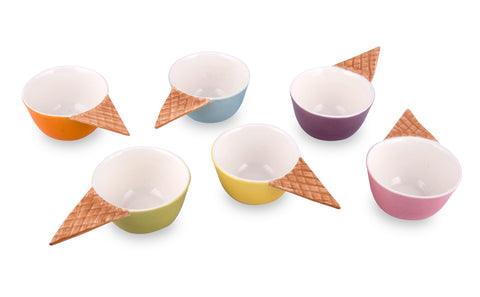 ICE-CREAM CONE BOWLS - Vriksh of Life