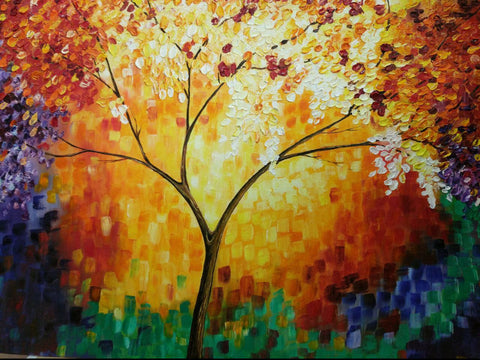 Tree of Life Painting - Vriksh of Life