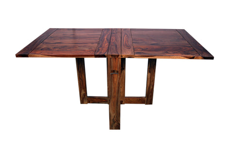 Sheesham Folding Dining Table - Vriksh of Life