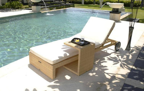 GEBE Movable Side Table Lounger - Vriksh of Life