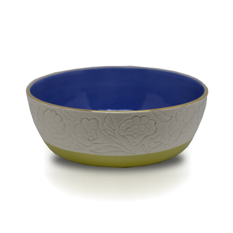 MEDIUM SERVING BOWL - Vriksh of Life