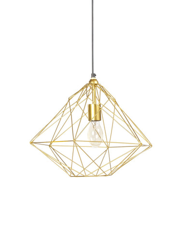 Polygon Hanging Lamp - Vriksh of Life