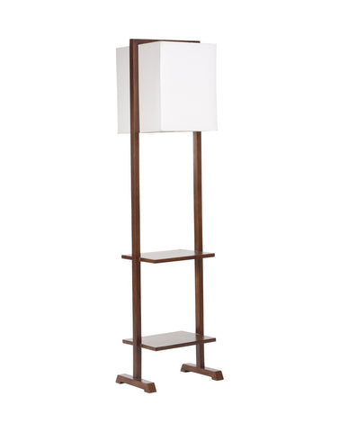 Ladder Wooden Floor Lamp - Vriksh of Life