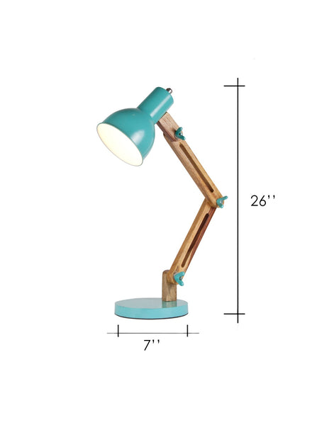Casey Study Table Lamp - Vriksh of Life