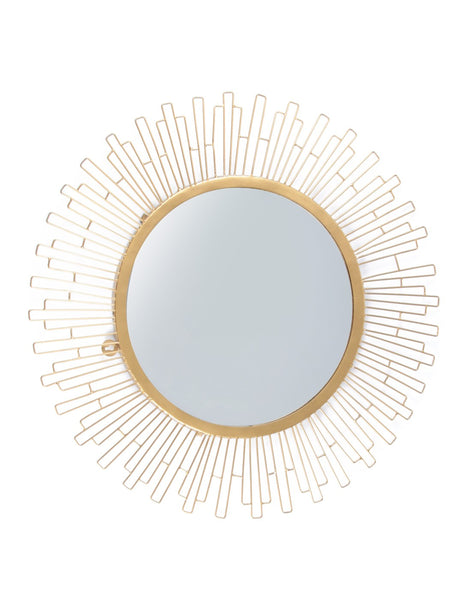 Sun Rays Wall Mirror - Vriksh of Life