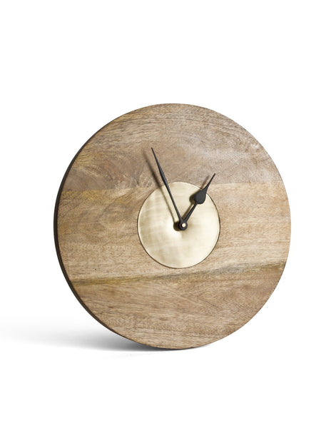 Wooden Wall Clock - Vriksh of Life