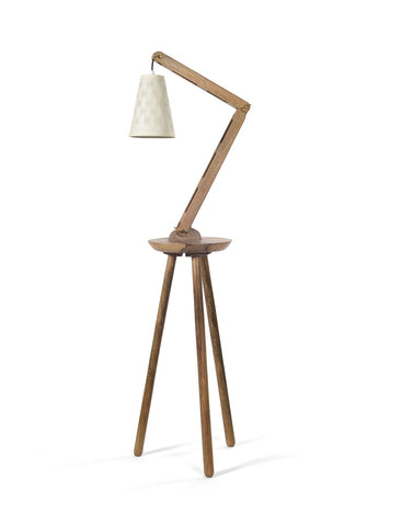 Stool Floor Lamp - Vriksh of Life
