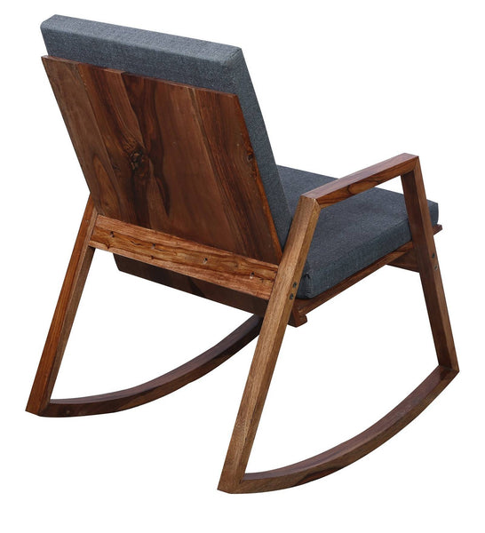 Wooden Rocking Chair - Vriksh of Life