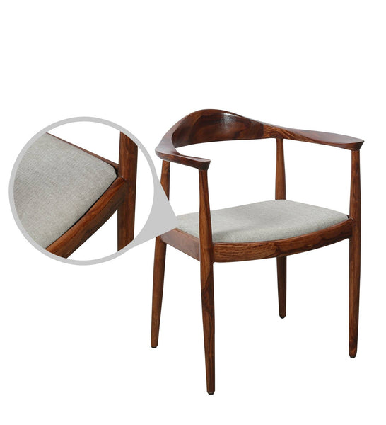 Obra Wood Dining Chair - Vriksh of Life