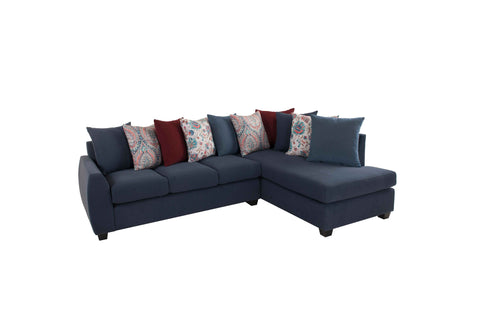 Turin Magnificence L Shaped Sofa - Vriksh of Life
