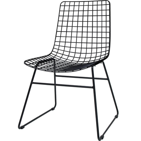 Wire Dining Chair - Vriksh of Life