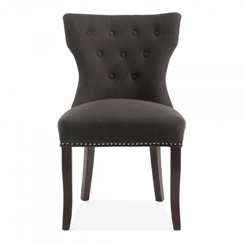 Regent Button Back Dining Chair - Vriksh of Life