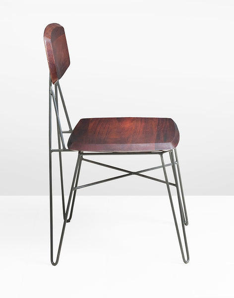 Vee Dining Chair - Vriksh of Life