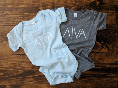 A|VA Infant Onesie