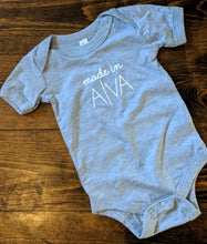 Made in A|VA Infant Onesie