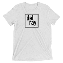 Del Ray Square Adult Classic Tee