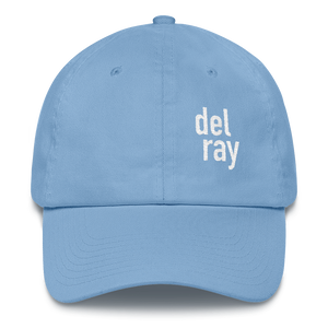 Del Ray Baseball Hat