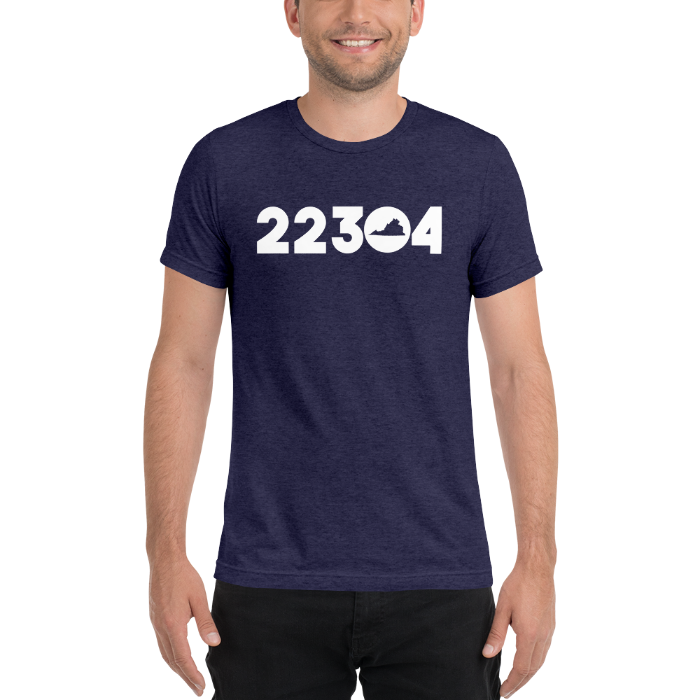 22304 State Adult Classic Tee