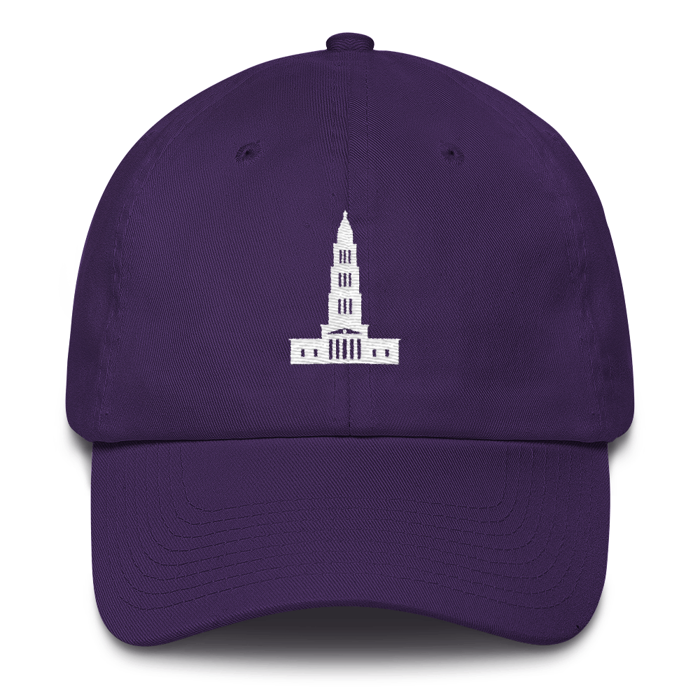 GW Masonic Temple Baseball Hat