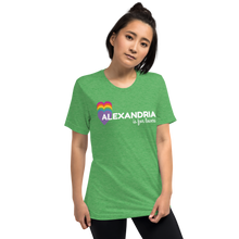 Alexandria is for lovers- PRIDE Classic Tee