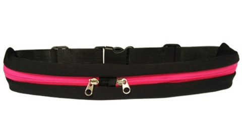 Nylon Waist Pack Bum Bags Hip Money Belt
