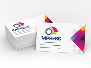 Business Card (Single Sided)
