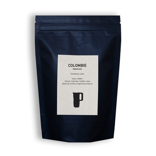 COLOMBIE MADREMONTE 250g